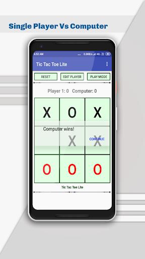 Tic Tac Toe Lite screenshot 5