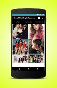 Hannah Stocking Wallpapers - náhled