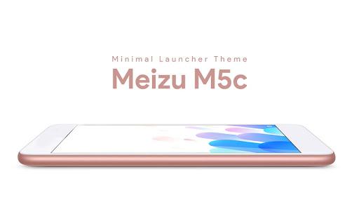 Theme Launcher For Meizu M5c 1.0 screenshots 1