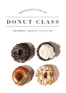 Donut Class - Photo Card item