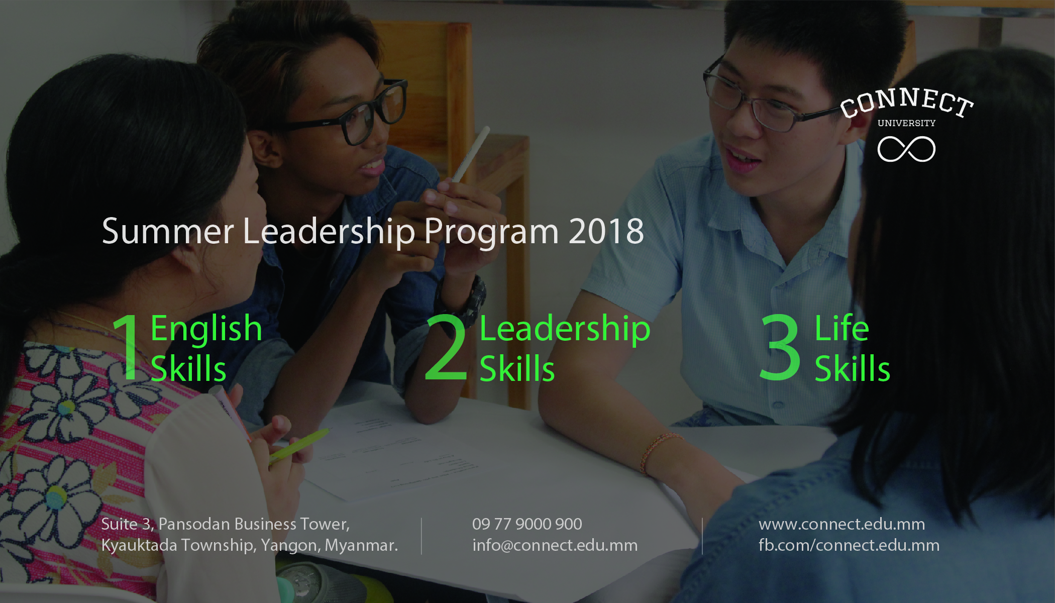 Summer Leadership Program of Connect University