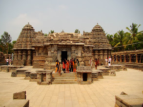 Photo: #223-Somnathpur, le temple de Chennakesava