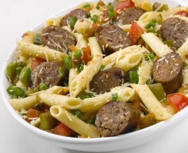 Sausage And Tomato Pasta Recipe