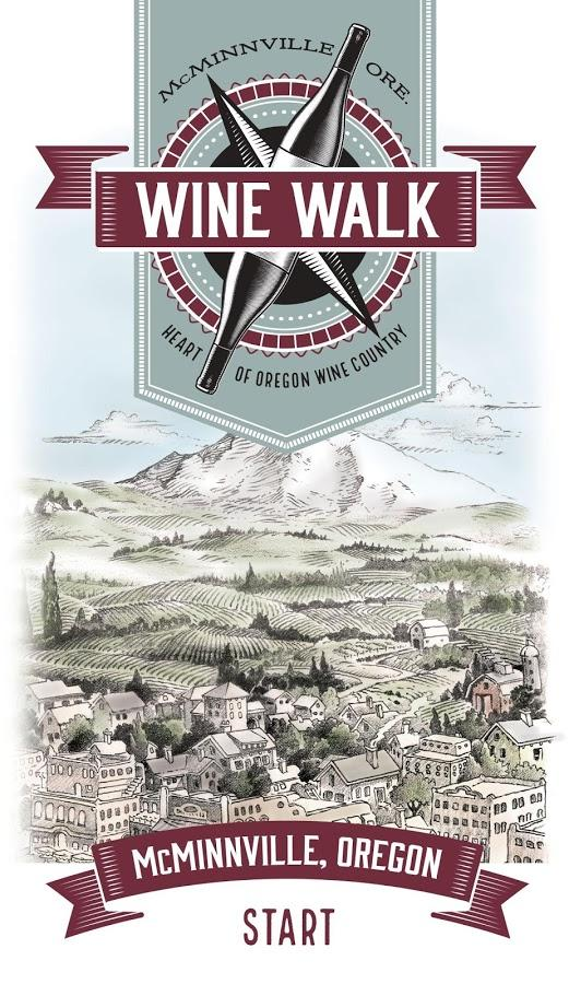 McMinnville Wine Walk- screenshot