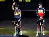 """Hoe gaat het met Primoz Roglic? """"Ik ben blij met elke kilometer op de fiets"""""""