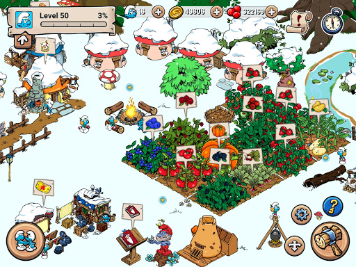 Smurfs' Village  screenshots 13