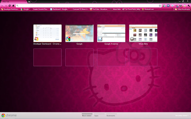Hello kitty chrome web store stopboris