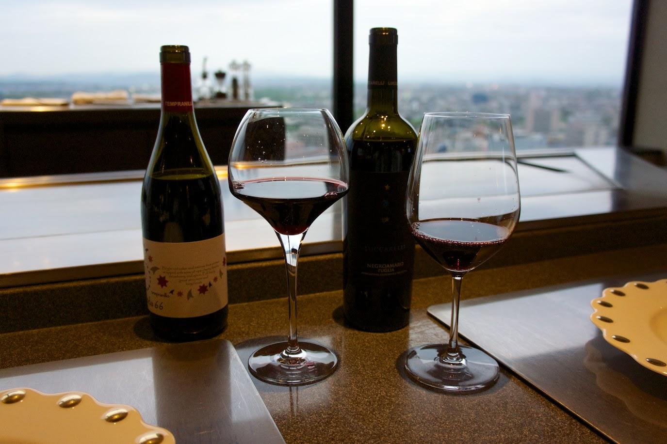 ワイン&ジュース
