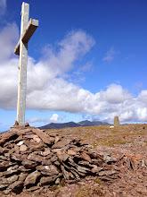 Photo: Looking back towards Brandon from An Cnapán Mór