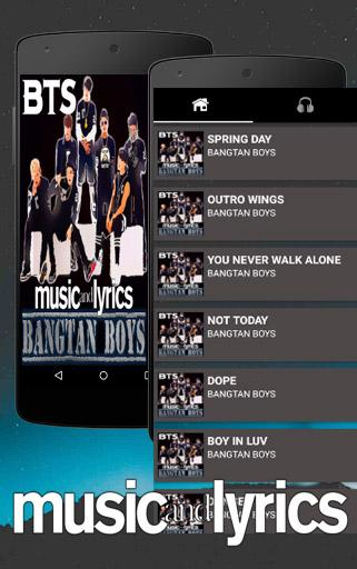 Download BTS Song Bangtan Boys Google Play softwares