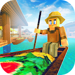 Bangkok Craft: Blocky Building Games 3D 2018 Icon