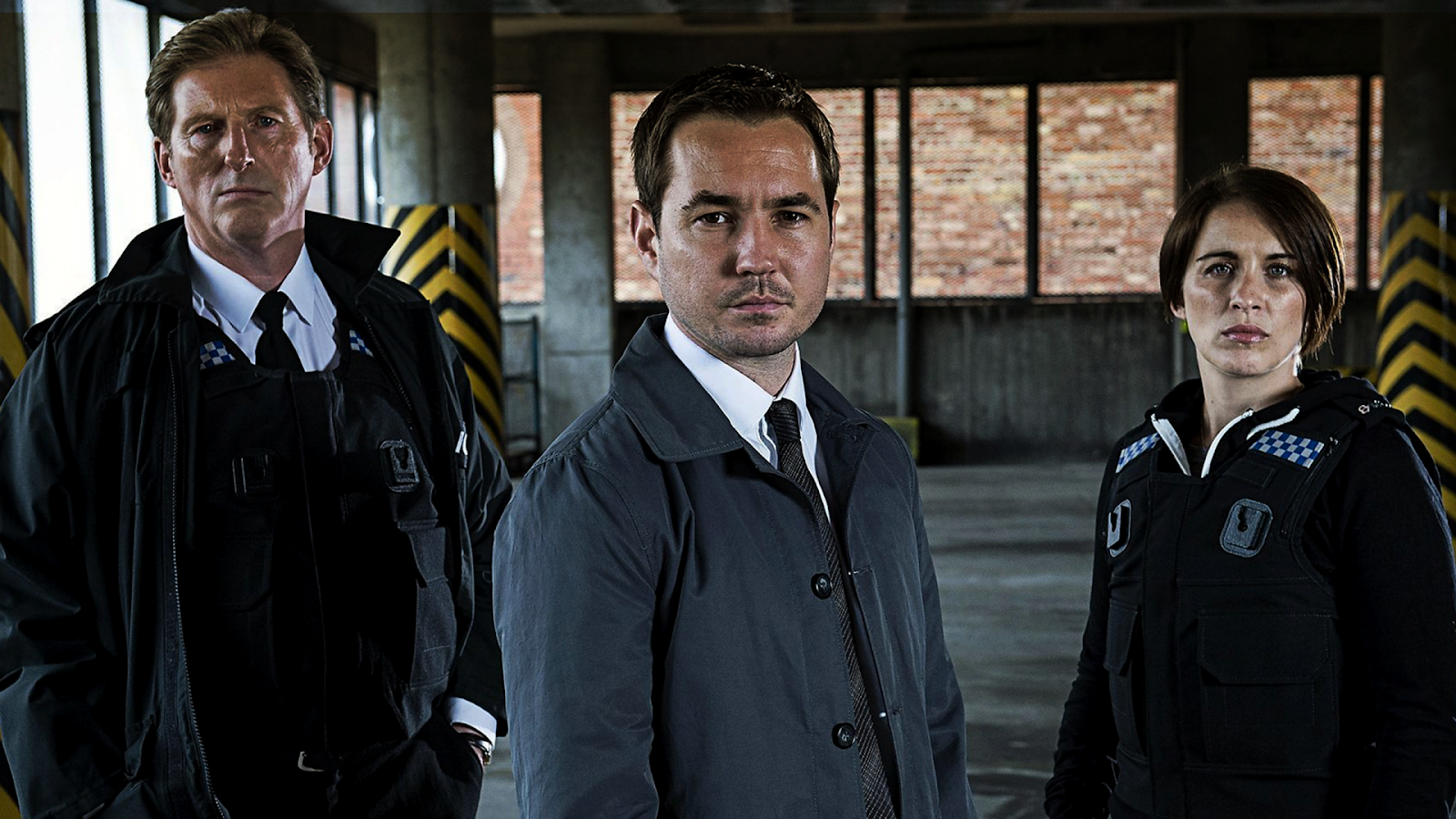 Line of Duty on Showmax