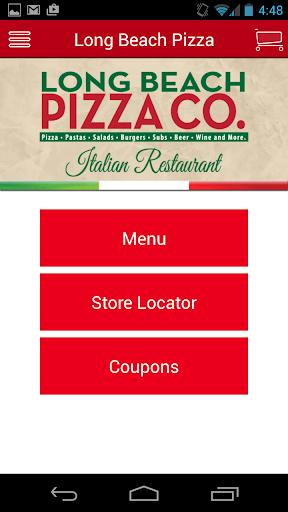 Long Beach Pizza