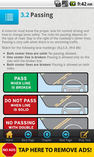 new jersey driver manual chapter 3