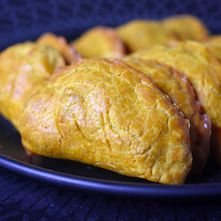 Paleo Curried Meat Pies.