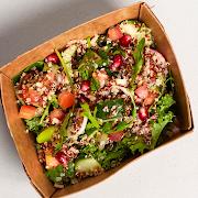 Quinoa & Buckwheat Salad