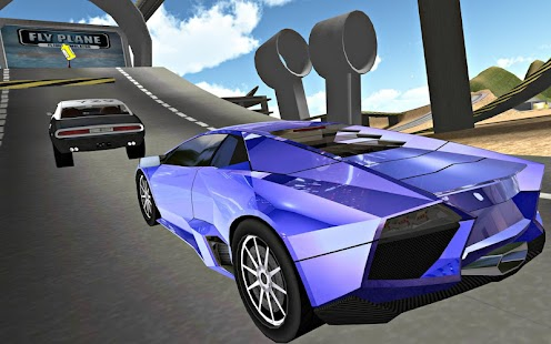 Real Stunts Drift Car Driving 3D - náhled