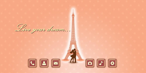 Eiffel Tower Theme