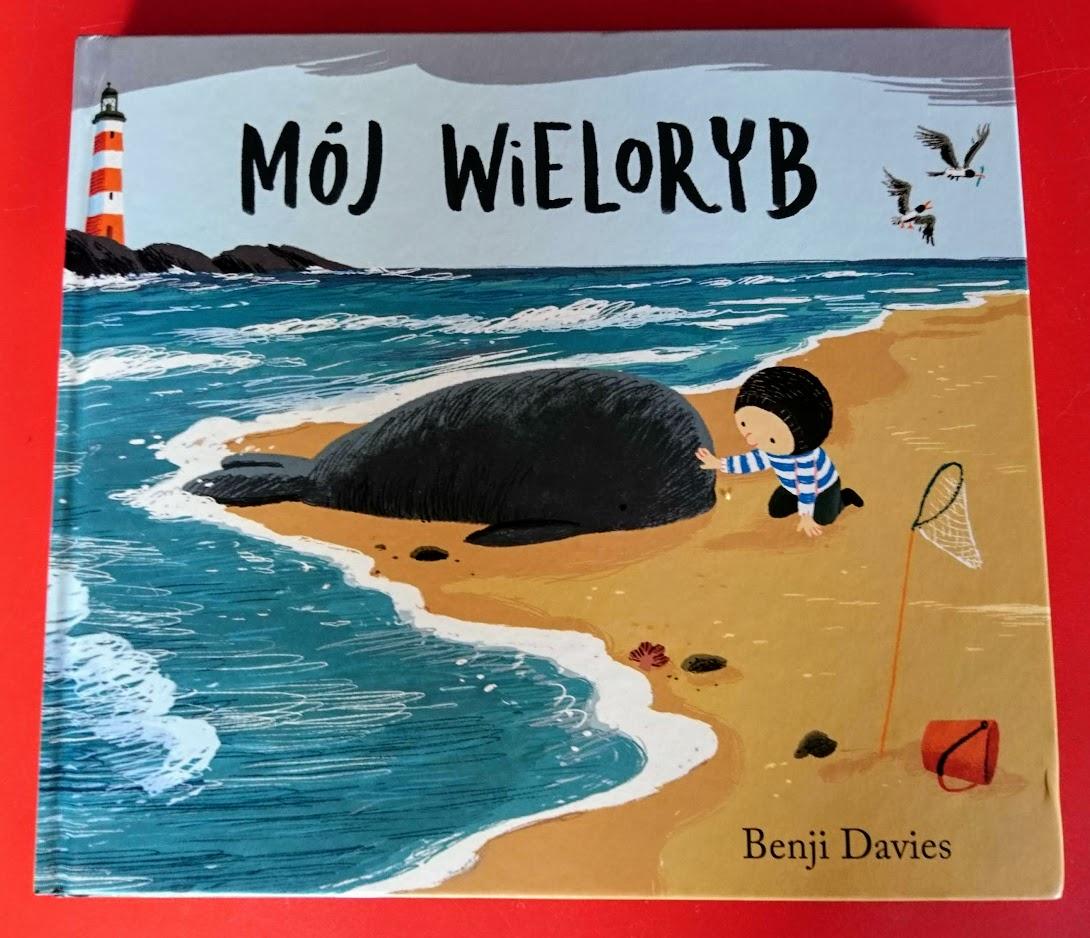 Benji Davies,Mój wieloryb