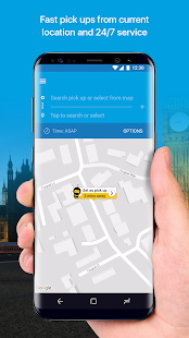 Kabbee - Book London Minicabs & Compare Taxi fares- screenshot thumbnail