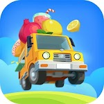 Yummy Bus - Merge & Idle Game Icon
