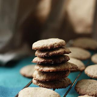 Cardamom Amaranth Cookie (Vegan + Gluten free)