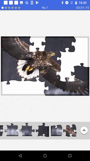 ジグソーパズルで懸賞が当たる-ジグソーde懸賞 androidiapk screenshots 1