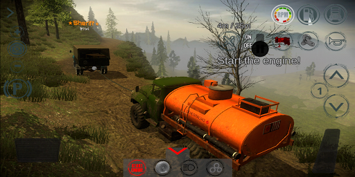 Offroad online (Reduced Transmission HD 2020 RTHD) apkpoly screenshots 2
