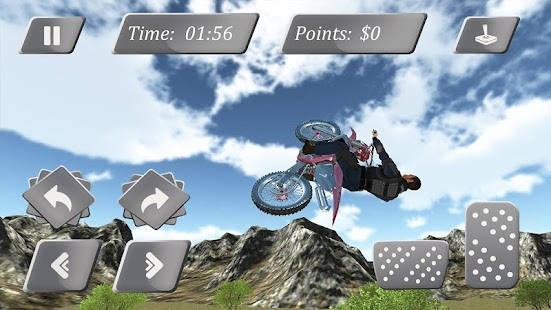 Extreme Bike Stunt & Ride 3D - náhled