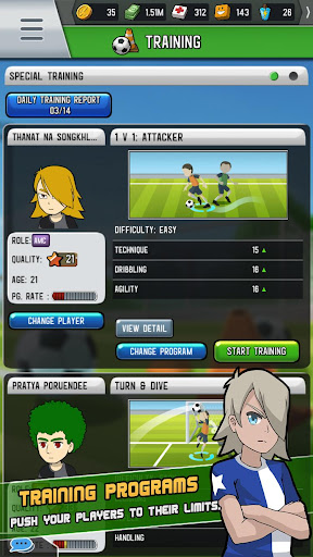 Soccer Strike Manager 1.5 gameplay | by HackJr.Pw 6