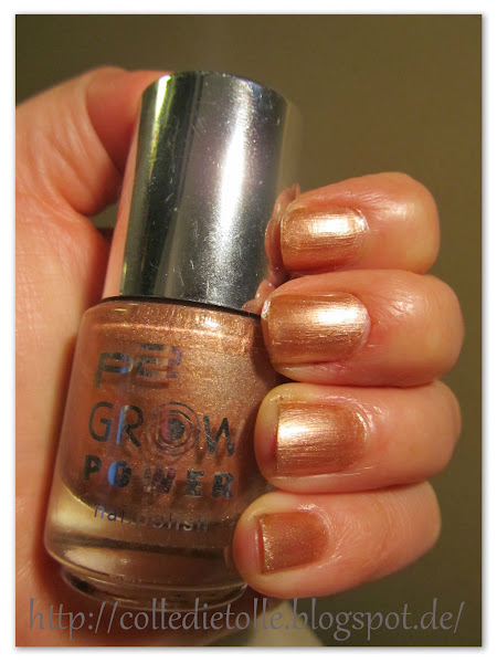 Photo: P2 GrowPower - 250 Delicate Chestnut