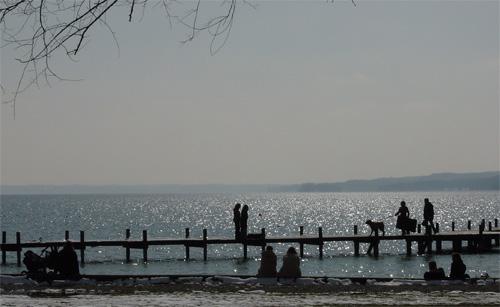 Domenica ti porterò sul lago... di zromina