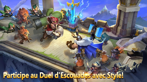 Castle Clash: RPG War and Strategy FR  screenshots 4