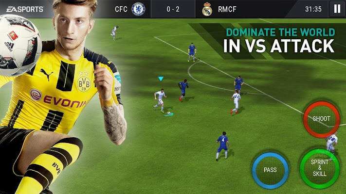 FIFA Mobile Soccer - screenshot