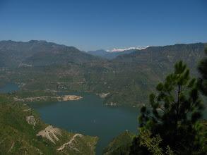 Photo: Tehri Dam.