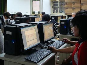 Photo: 20110926頭份(一)電腦軟體應用與實作MS Office Word與Excel002