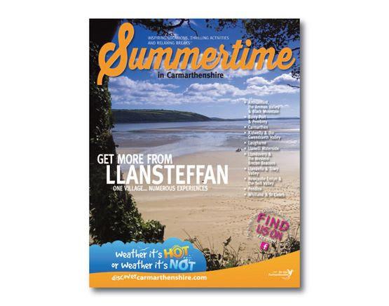 SummertimeinCarmarthenshireFC