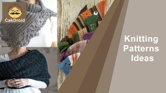 Knitting Patterns Ideas - náhled