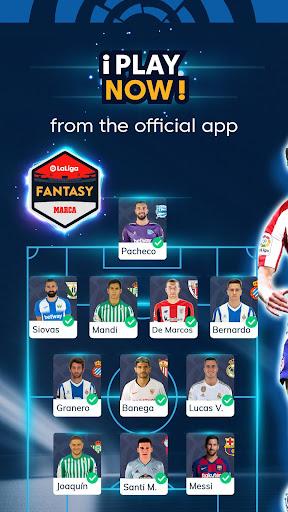 La Liga - Live Soccer Scores, Goals, Stats & News Screenshots 2