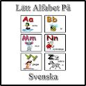 Lätt Alfabet På Svenska icon