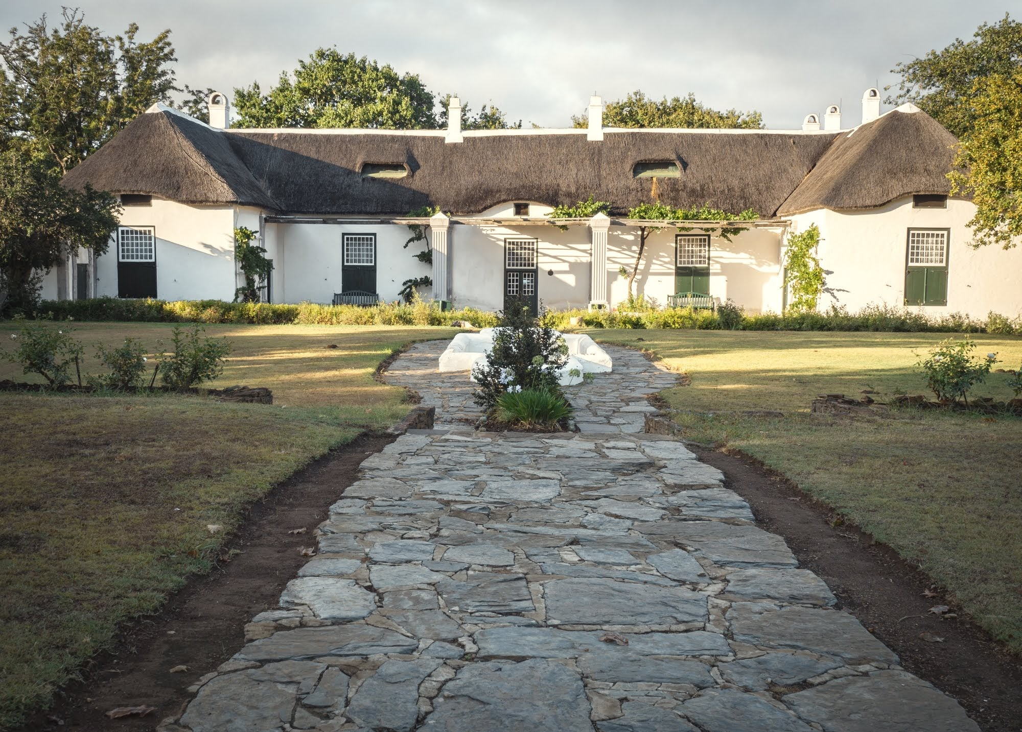 Swellendam has a nice collection of Cape Dutch architecture if you're into that kind of things.