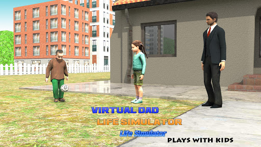 Virtual Dad Life Simulator:Happy Family Games 2K19  astuce 1