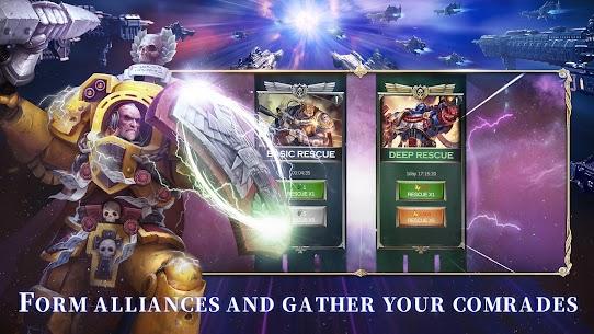 Warhammer 40,000 Lost Crusade Apk Mod God Mod 8
