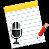 Tải Voice, speech notes APK