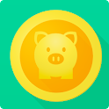 Pig.gi rewards - Lock screen icon