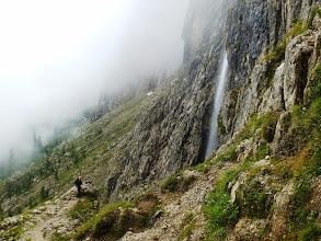Photo: La stupenda cascata Pisciadù