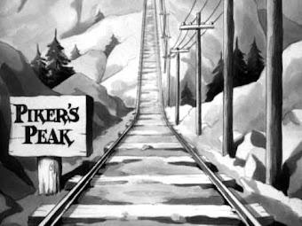 Porky Pig's Feat / Porky's Railroad