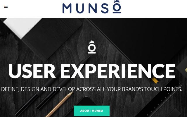 Munso: Design And Marketing