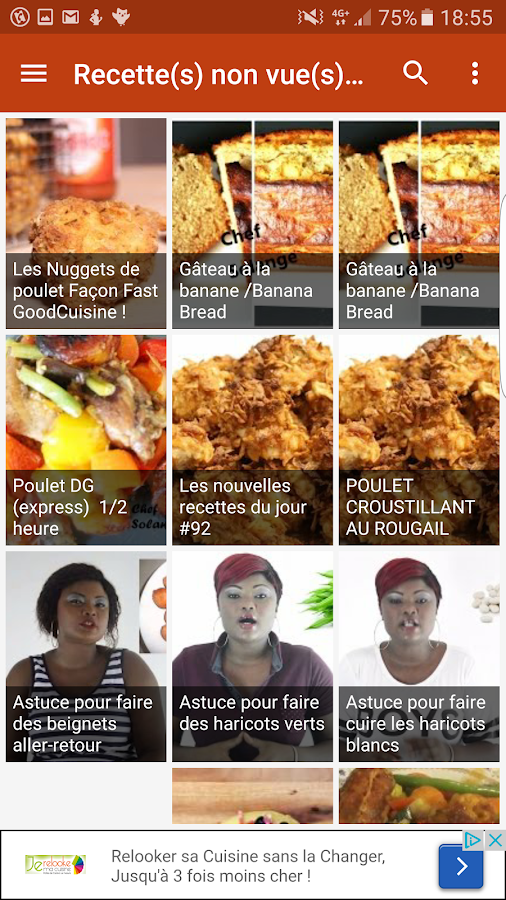 recettes africaines - android apps on google play