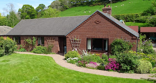 Llandyssil bungalow for sale